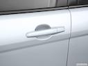 2012 Land Rover Range Rover Evoque Drivers Side Door handle