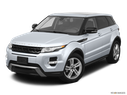 2012 Land Rover Range Rover Evoque Front angle view