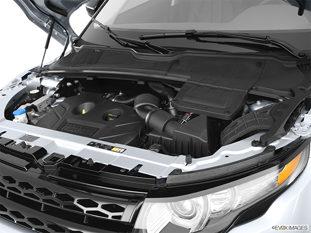 2012 Land Rover Range Rover Evoque Engine
