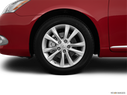 2012 Lexus ES 350 Front Drivers side wheel at profile