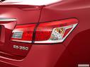 2012 Lexus ES 350 Passenger Side Taillight