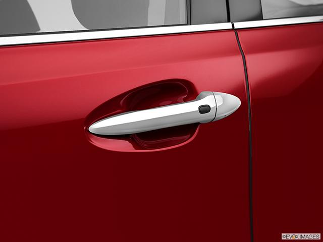 2012 Lexus ES 350 Drivers Side Door handle