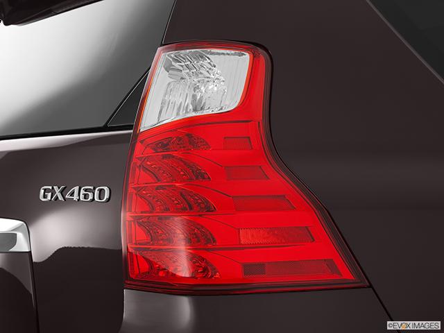 2012 Lexus GX 460 Passenger Side Taillight