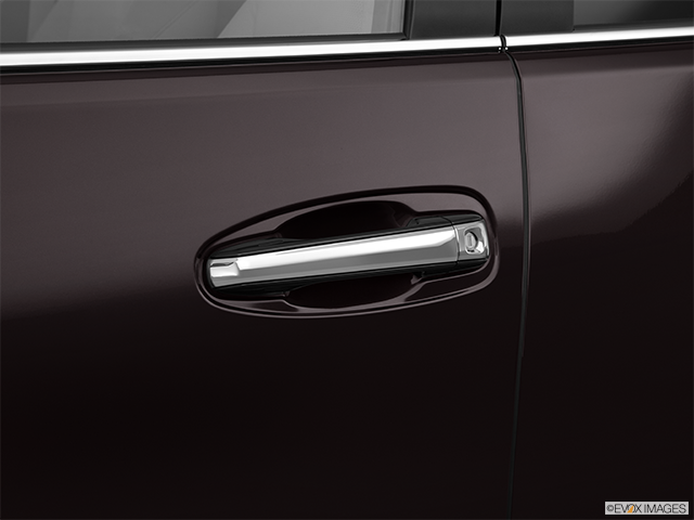 2012 Lexus GX 460 Drivers Side Door handle