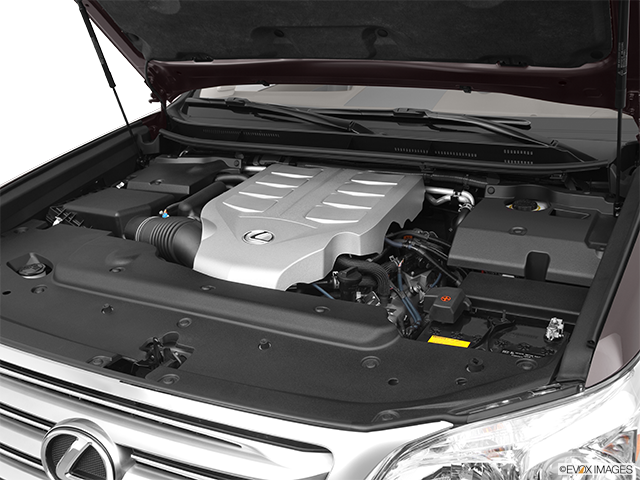 2012 Lexus GX 460 Engine