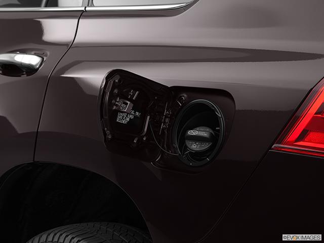 2012 Lexus GX 460 Gas cap open