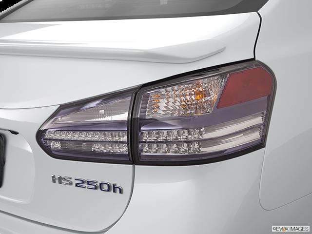 2012 Lexus HS 250h Passenger Side Taillight