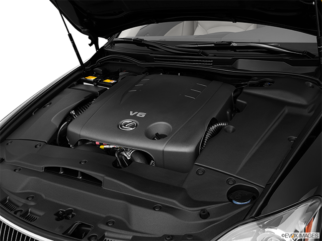 2012 Lexus IS 250 Engine