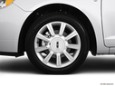 2012 Lincoln MKZ Front Drivers side wheel at profile