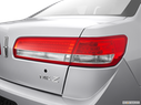 2012 Lincoln MKZ Passenger Side Taillight