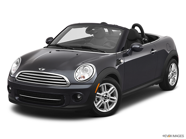 2012 MINI Cooper Roadster Front angle view