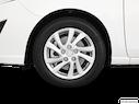 2012 Mazda Mazda5 Front Drivers side wheel at profile