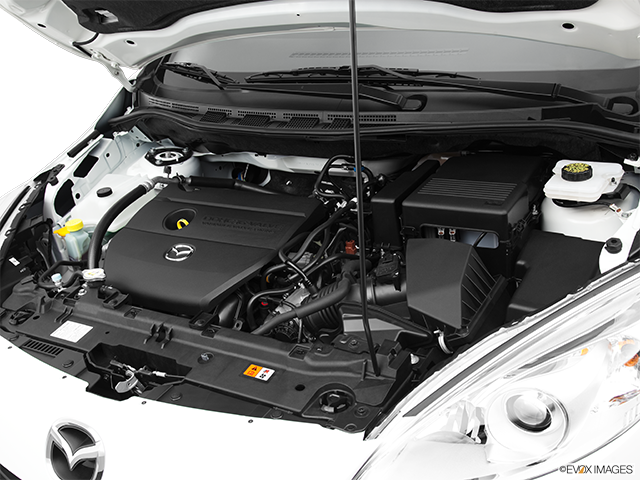 2012 Mazda Mazda5 Engine