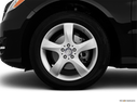 2012 Mercedes-Benz R-Class Front Drivers side wheel at profile