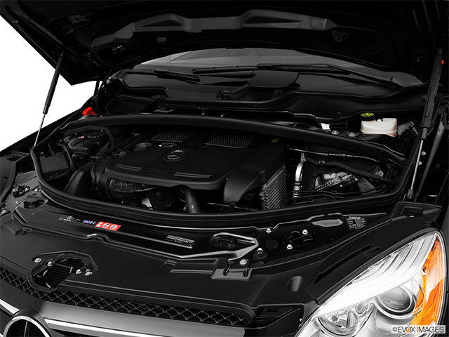 2012 Mercedes-Benz R-Class Engine