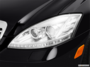 2012 Mercedes-Benz S-Class Drivers Side Headlight