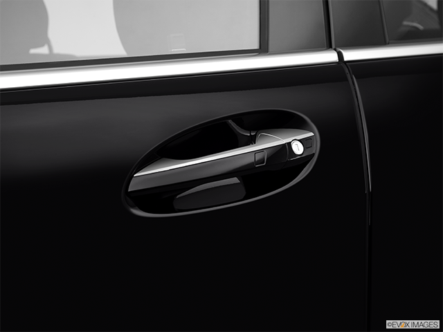 2012 Mercedes-Benz S-Class Drivers Side Door handle