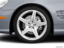 2012 Mercedes-Benz SL-Class Front Drivers side wheel at profile