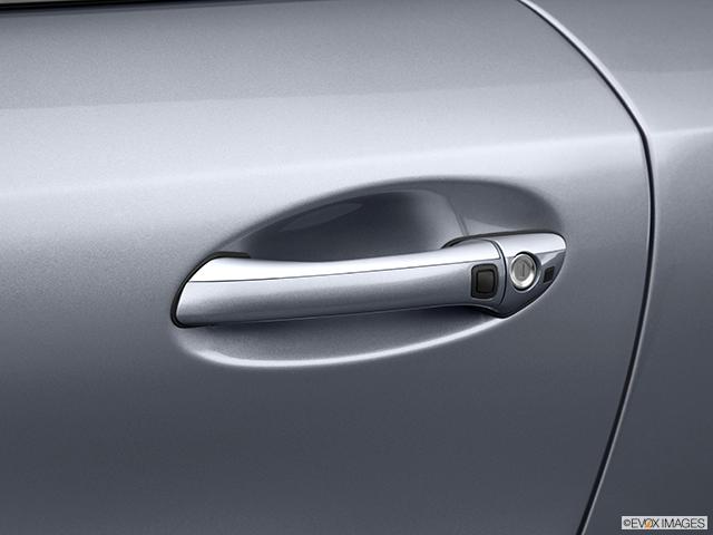 2012 Mercedes-Benz SL-Class Drivers Side Door handle