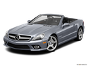 2012 Mercedes-Benz SL-Class Front angle view