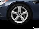 2012 Mercedes-Benz SLK Front Drivers side wheel at profile