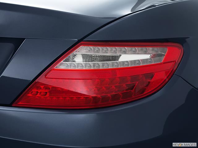 2012 Mercedes-Benz SLK Passenger Side Taillight