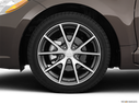 2012 Mitsubishi Eclipse Front Drivers side wheel at profile
