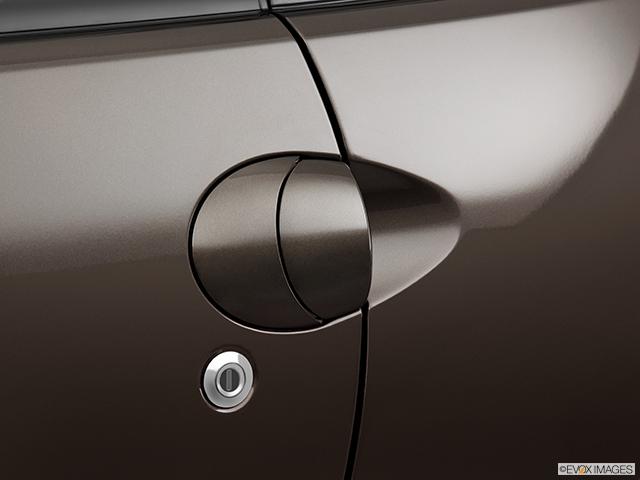2012 Mitsubishi Eclipse Drivers Side Door handle