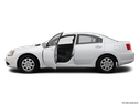2012 Mitsubishi Galant Driver's side profile with drivers side door open