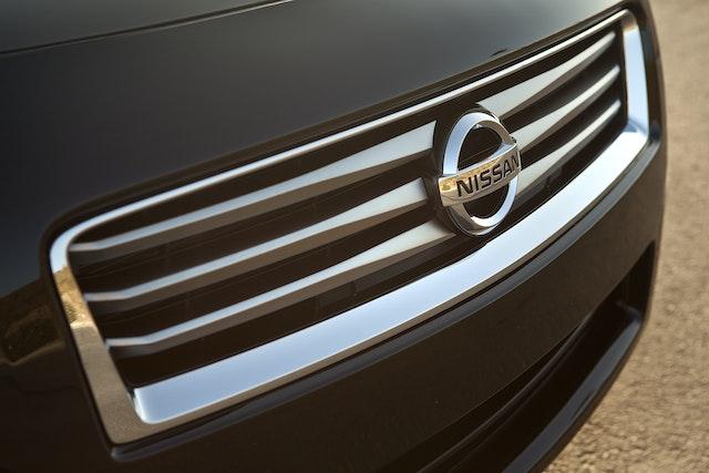 2012 Nissan Maxima Exterior
