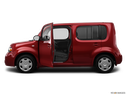 2012 Nissan cube Driver's side profile with drivers side door open