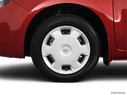 2012 Nissan cube Front Drivers side wheel at profile