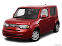 2012 Nissan cube Front angle view