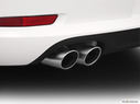 2012 Porsche 911 Chrome tip exhaust pipe