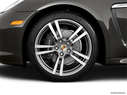 2012 Porsche Panamera Front Drivers side wheel at profile