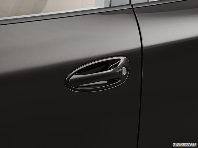2012 Porsche Panamera Drivers Side Door handle