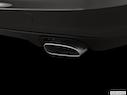 2012 Porsche Panamera Chrome tip exhaust pipe