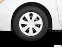 2012 Subaru Impreza Front Drivers side wheel at profile