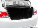 2012 Subaru Impreza Trunk open