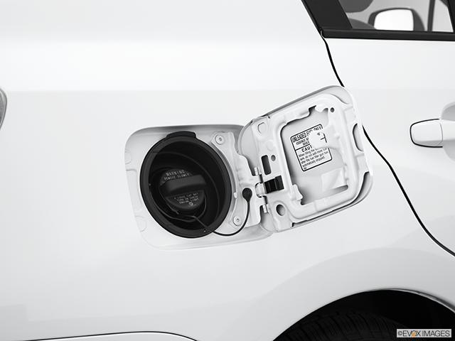 2012 Subaru Impreza Gas cap open