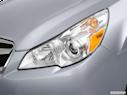 2012 Subaru Legacy Drivers Side Headlight