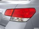 2012 Subaru Legacy Passenger Side Taillight