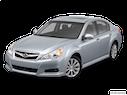 2012 Subaru Legacy Front angle view