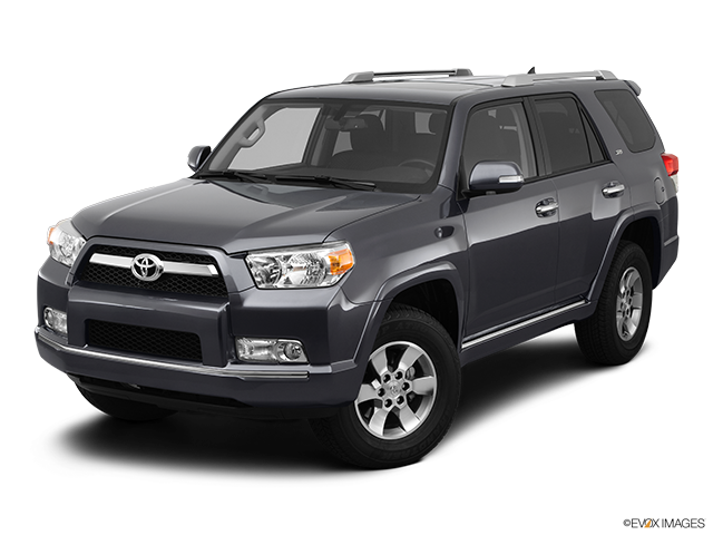 2012 Toyota 4Runner Front angle view