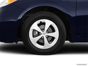 2012 Toyota Prius Front Drivers side wheel at profile