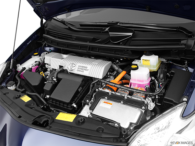 2012 Toyota Prius Engine