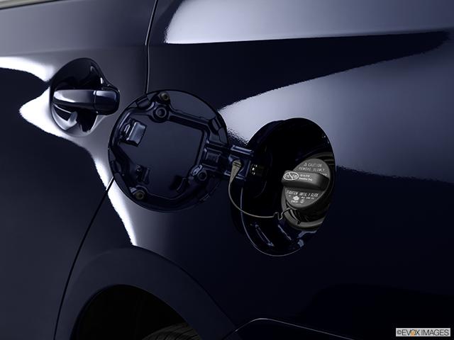 2012 Toyota Prius Gas cap open