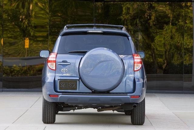 2012 Toyota RAV4 Exterior