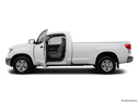 2012 Toyota Tundra Driver's side profile with drivers side door open