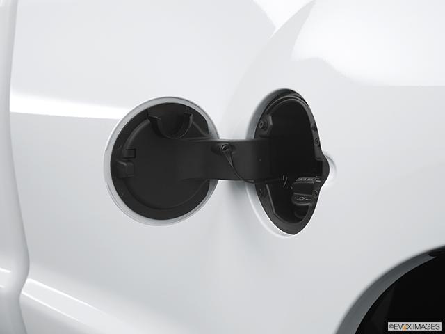 2012 Toyota Tundra Gas cap open